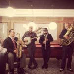 Dixieland al carrer amb Madrid Hot Jazz Band